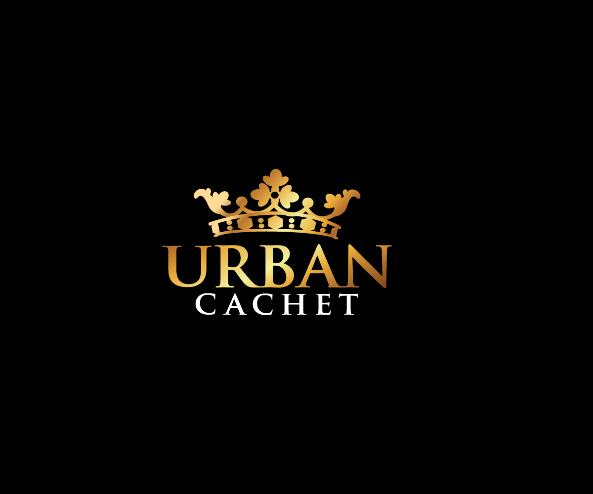 Fashion logo design for urban cachet by wizard of art for Logo creation wizard