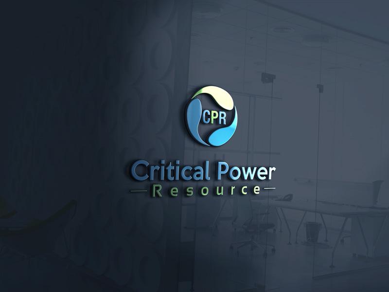 Logo Design By Logo Garden For Critical Power Resource Design 9260728