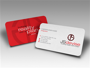 business card design by shazigns for this project design 2038131 - Contractor Business Cards
