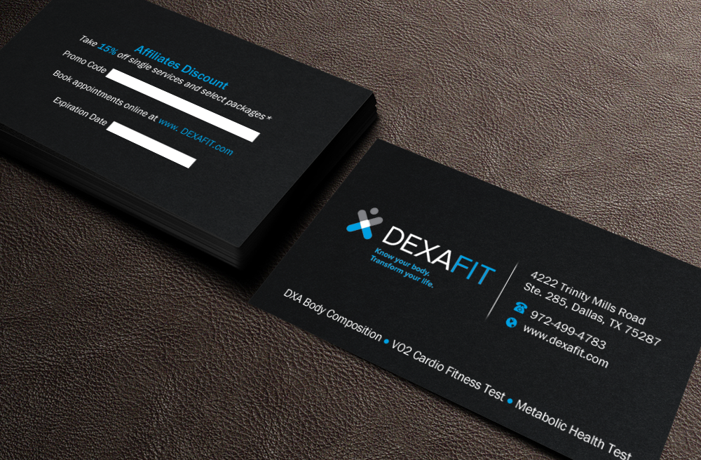 Modern, Professional Business Card Design for Edward Demas by Brand ...