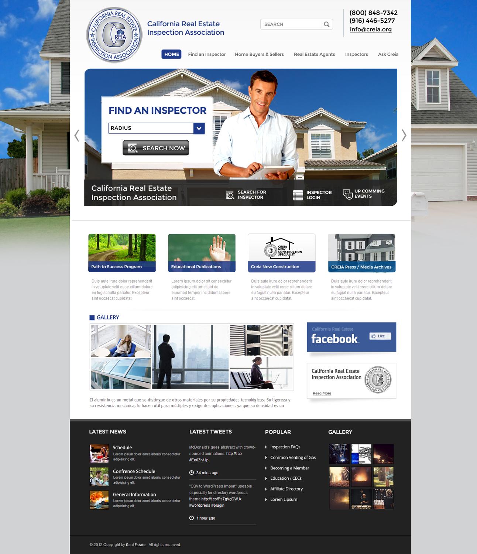 85 Bold Web Designs | Non Profit Web Design Project for Home ...