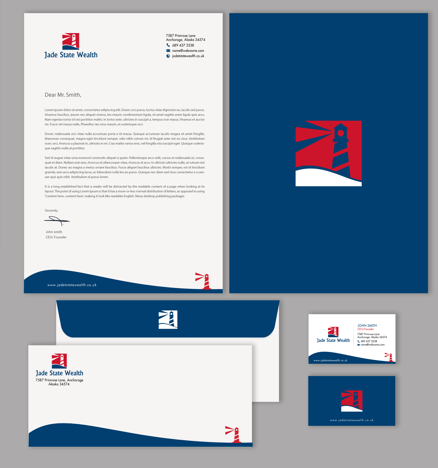 Graphic Design Personal Letterhead Images Gallery Modern Professional Financial Service Stationery For Jade Rh Designcrowd Com