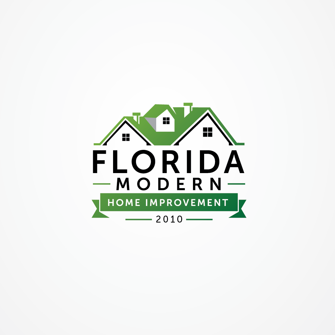 Home Improvement Design: Bold, Modern, Home Improvement Logo Design For Florida