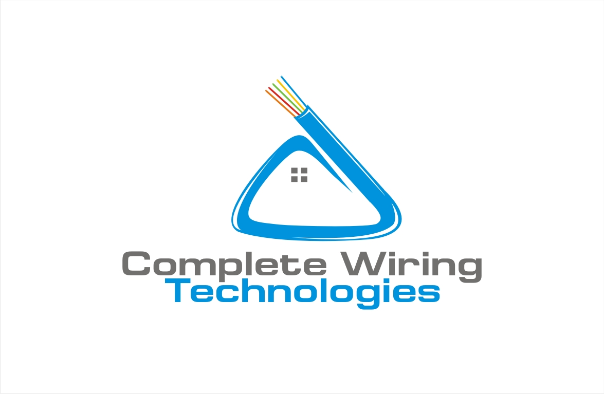 Electrical Wiring Logos Trusted Diagram House Logo Modern Playful Design For Complete Home Basics With Illustrations