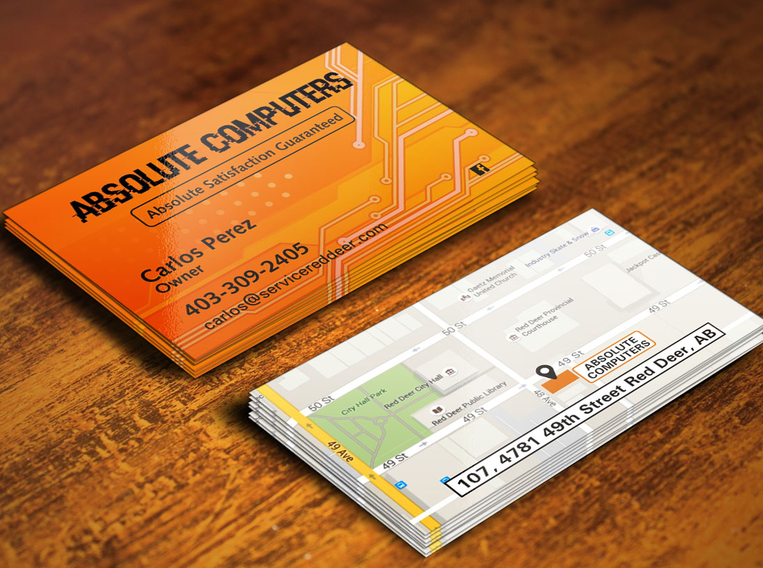 Business Card Design By Poonam Gupta For Pressed Art