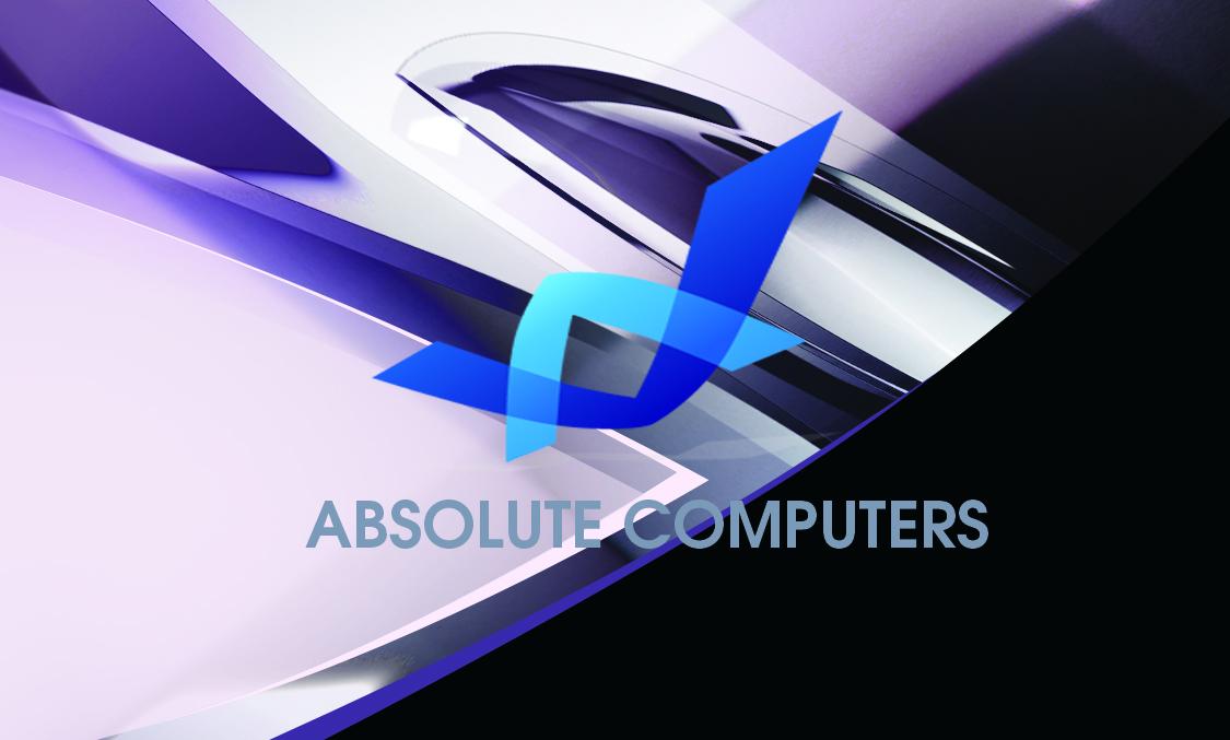 Bold, Modern, Computer Repair Business Card Design for Pressed Art ...