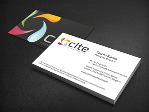 114 Elegant Professional Conservative Business Card Designs for a ...