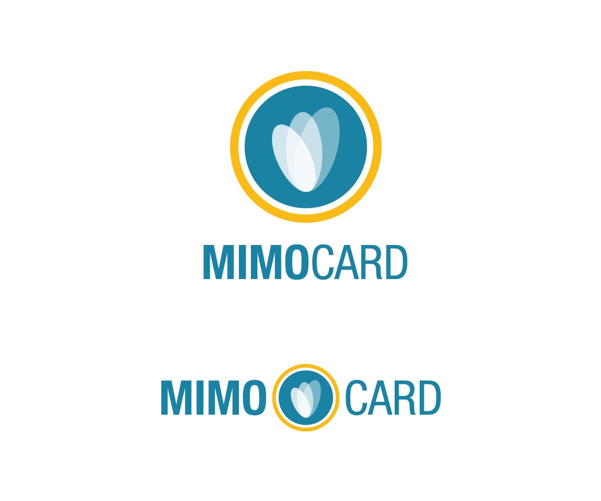 Modern, Playful, Beauty Salon Logo Design for Mimo Card by
