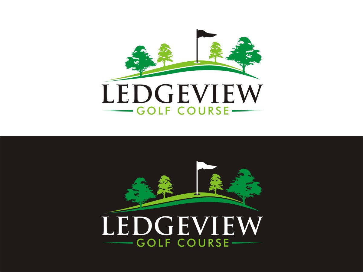 172 Modern Upmarket Golf Course Logo Designs For Ledgeview