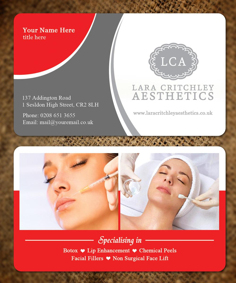 Modern, Elegant Business Card Design for LCA by Sandaruwan ...