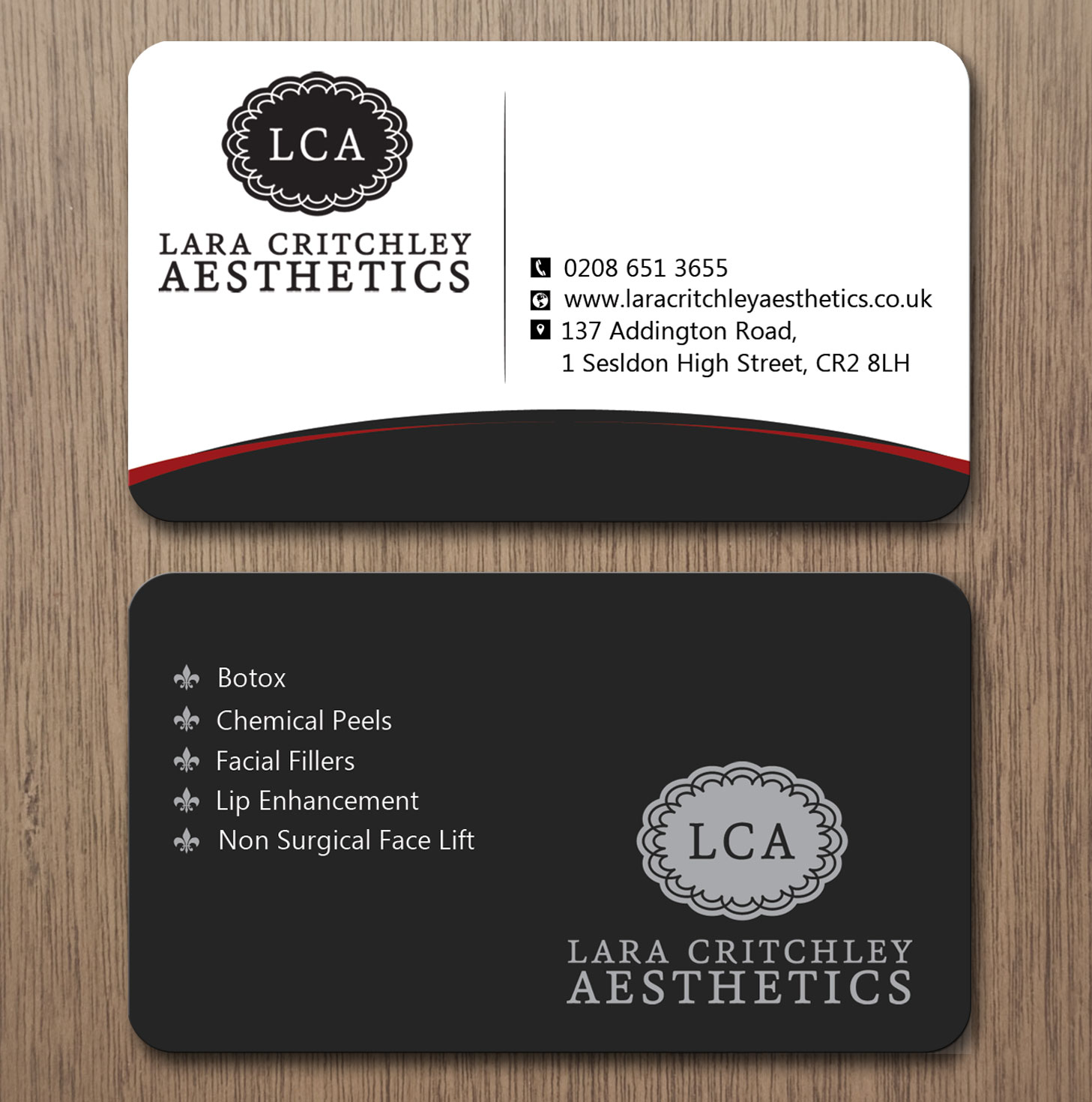 244 Modern Elegant Business Card Designs for a business in United ...