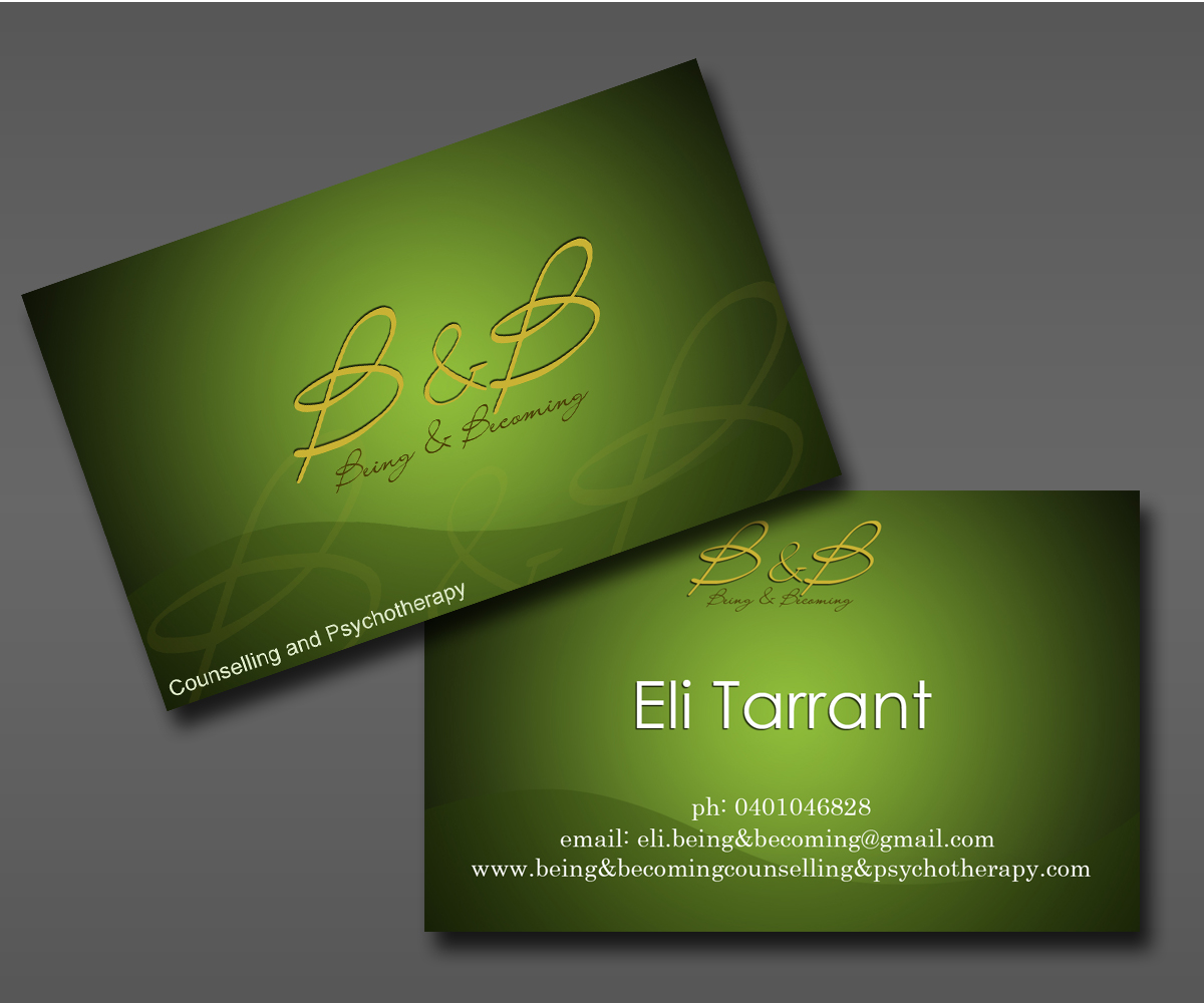 Modern upmarket safety business card design for a company by business card design by chiri09 for this project design 2054455 reheart