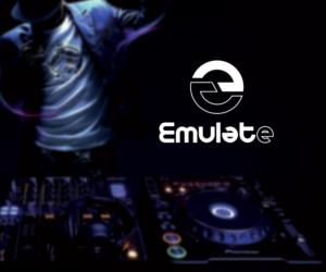 Emulate | Logo Design by Nik_Studio_Geo