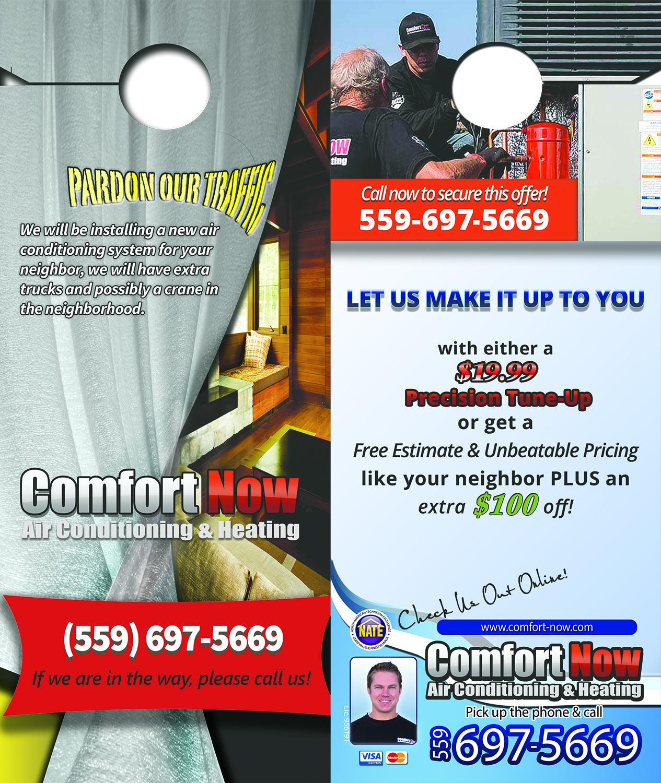 Door Installation Flyers : Professional elegant flyer design for dustin miller by