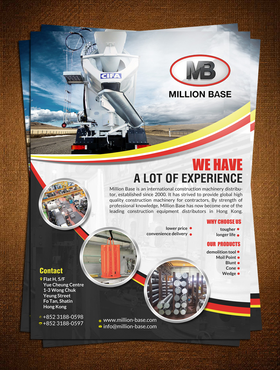 flyer design by creativebugs for this project design 9316153