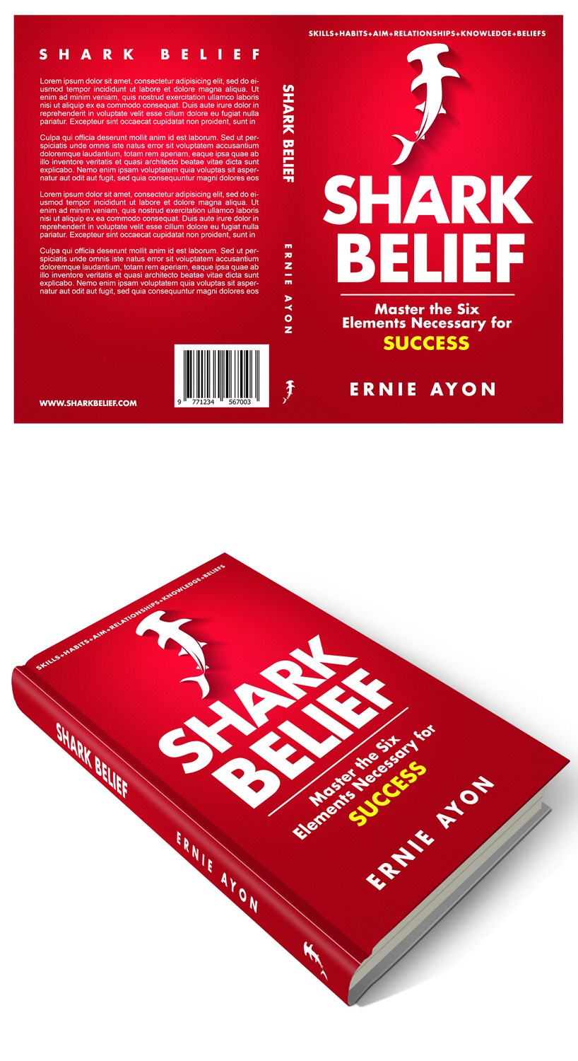 Business Book Covers ~ Modern colorful business book cover design for a company