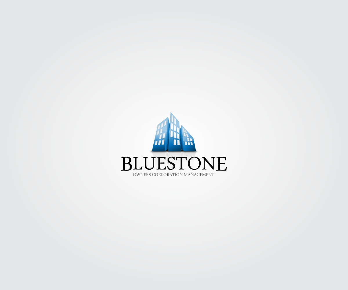property management logo design for bluestone owners corporation rh designcrowd com property management lagos property management logo template