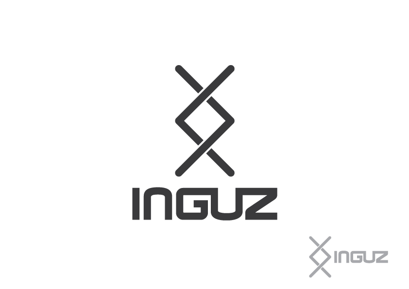22 bold serious logo designs for inguz a business in argentina page 2. Black Bedroom Furniture Sets. Home Design Ideas