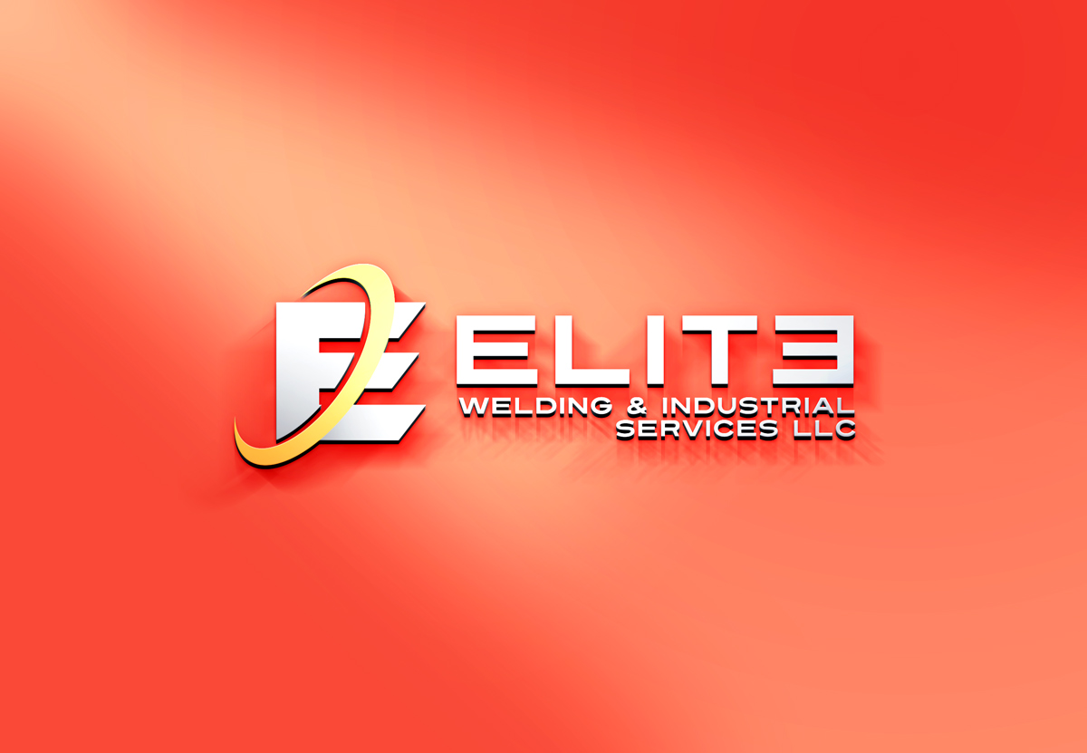 Serious professional welding logo design for elite for Logo creation wizard