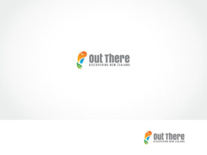 Out There - Discovering New Zealand | Logo Design by ArtTank