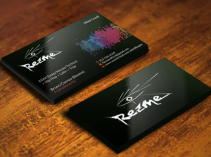 Disc jockey business card design galleries for inspiration business card design for bruno correa by poonam gupta reheart Images