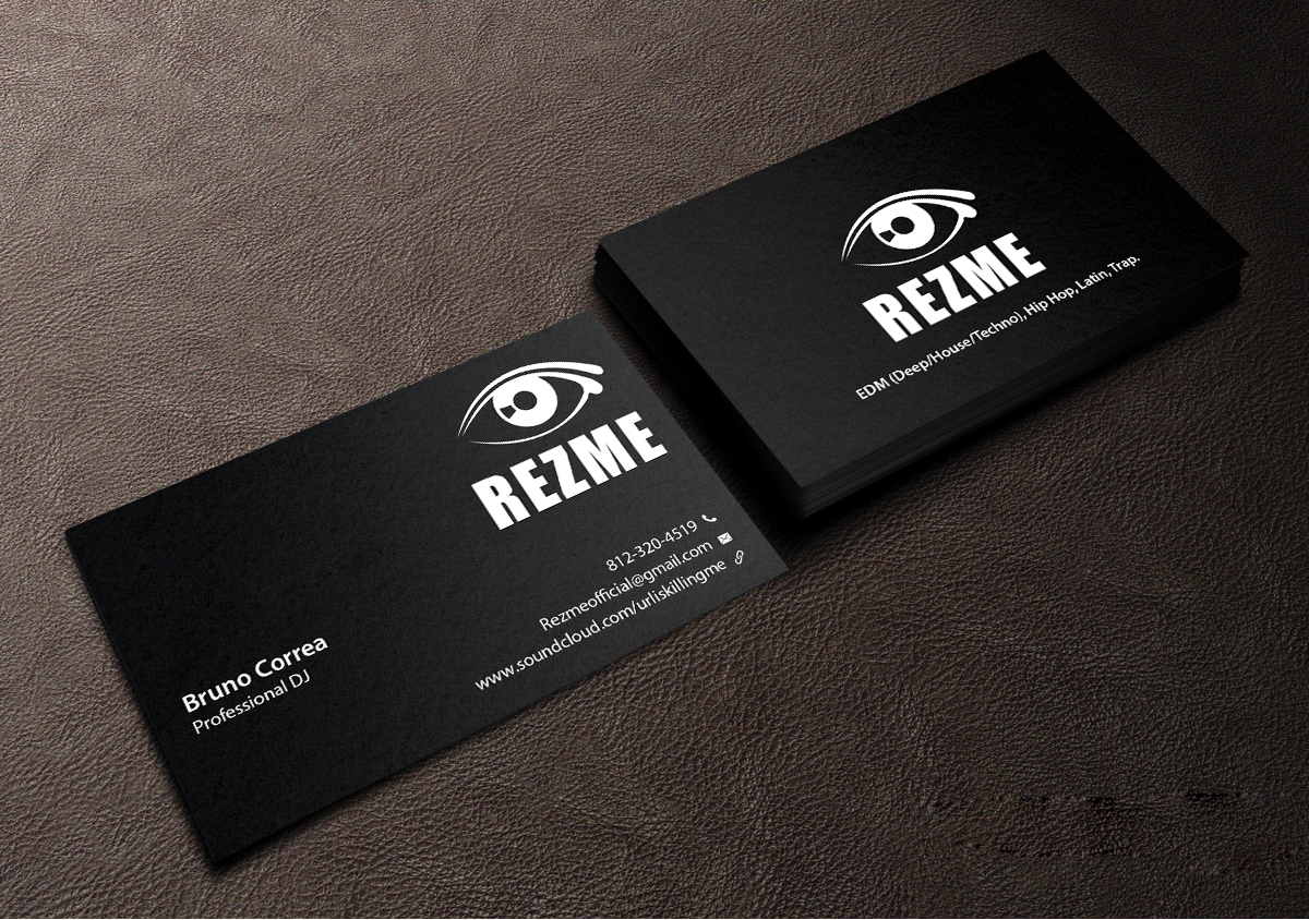 Business Card Design By Creations Box 2015 For This Project