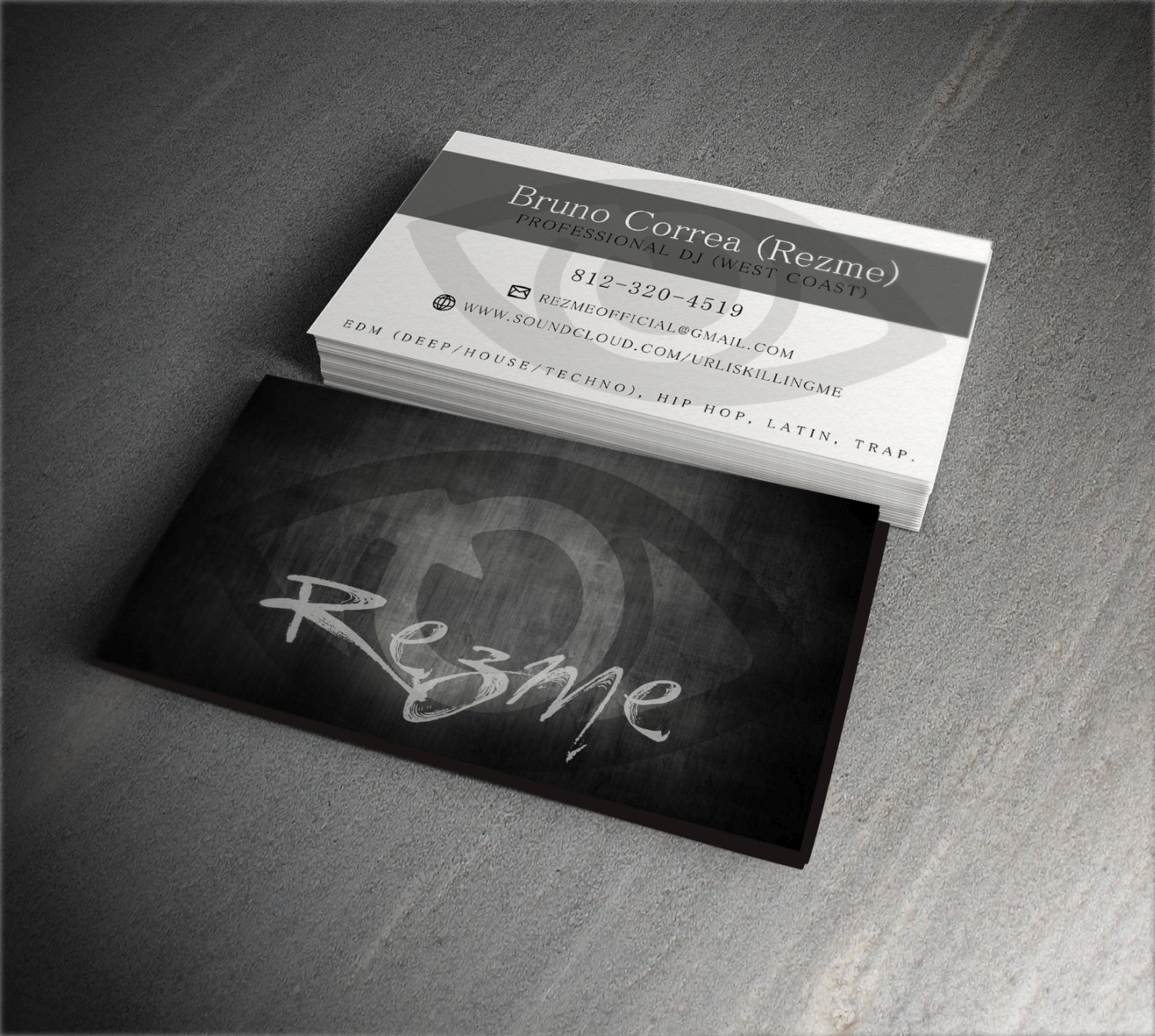 Business Business Card Design for a Company by Obskurnia | Design ...