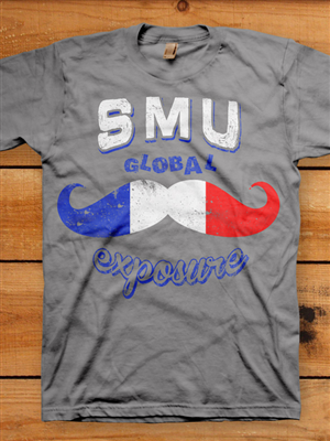 "T-shirt Design by Mayonpx.com - Design an ""SMU Global Exposure"" Tee"