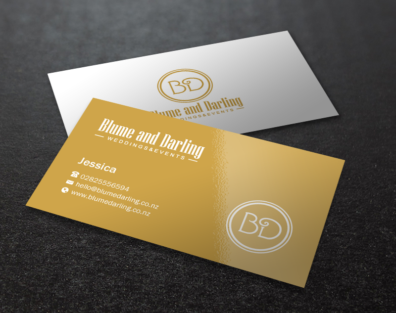 Modern professional event planning business card design for a business card design by chandrayaaneative for this project design 9329061 colourmoves