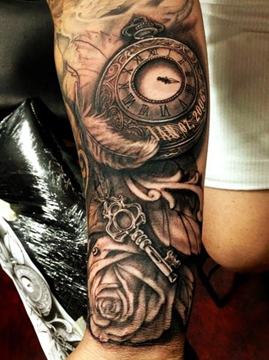 Bold Traditional Tattoo Photoshop Design For A Company By