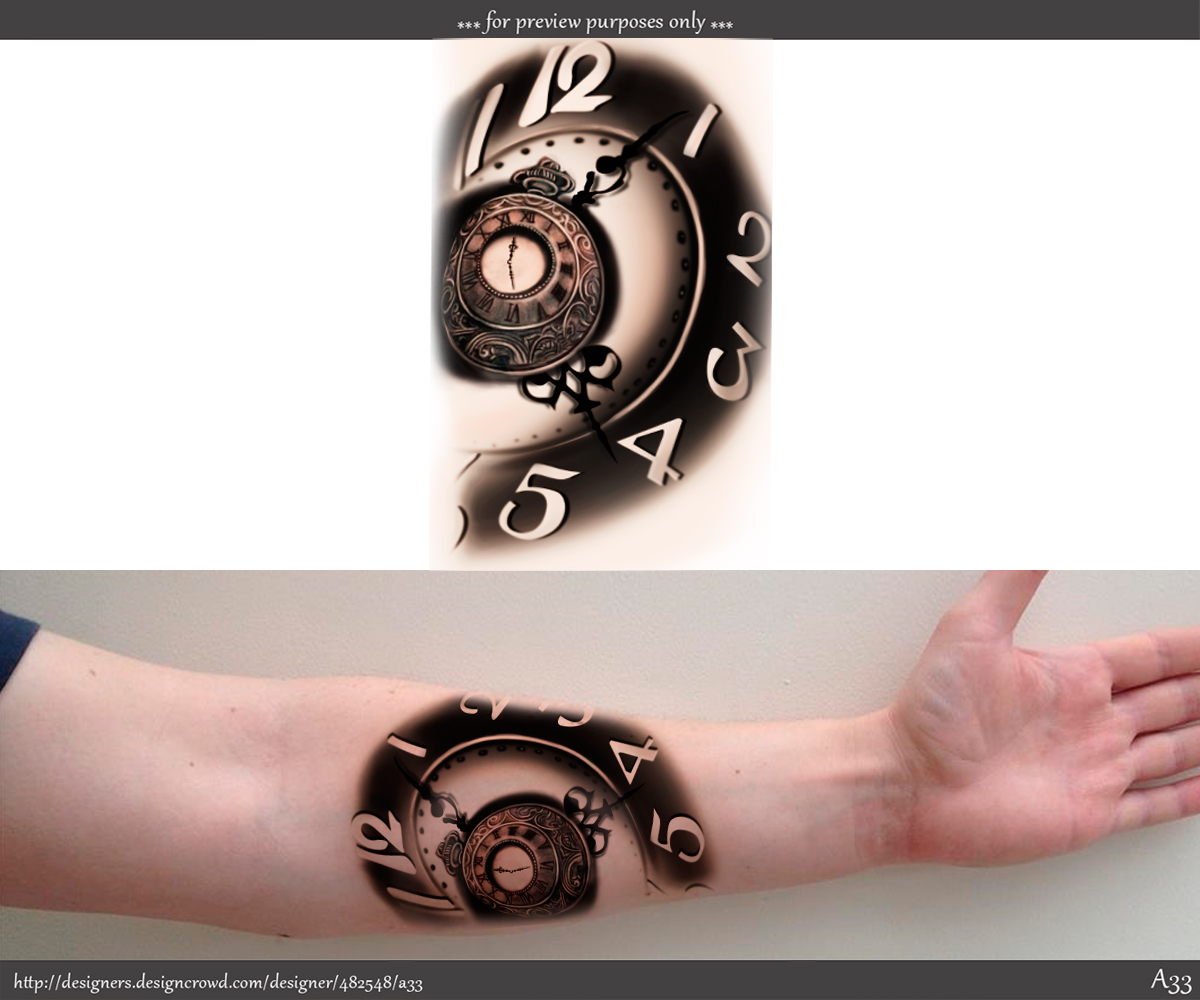 15 Bold Photoshop Designs Tattoo Photoshop Design Project For A