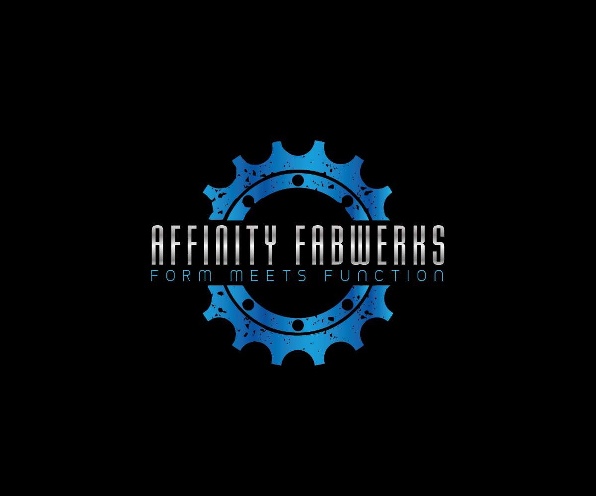 Bold, Masculine, It Company Logo Design for Affinity