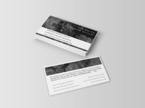 Candle business card design galleries for inspiration business card for a candle company creative hipster styling business card colourmoves