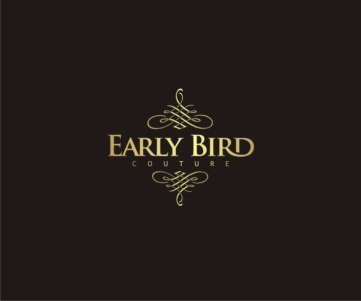 76 upmarket elegant fashion logo designs for early bird