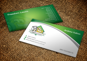 Lawn care business card vatozozdevelopment lawn care business card colourmoves