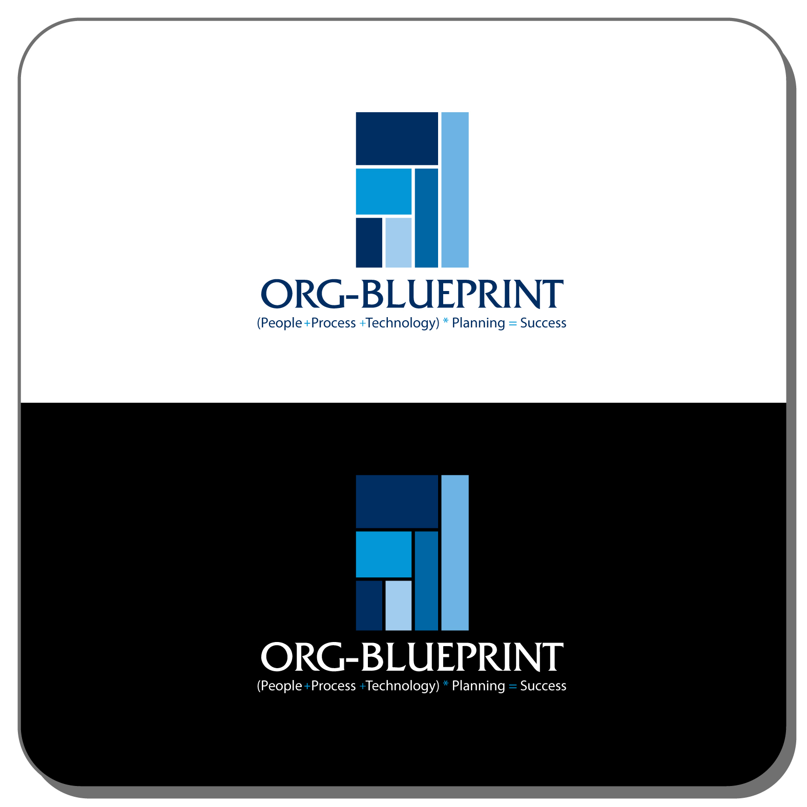 Consulting logo design for org blueprint by jace design design 15211 consulting logo design for org blueprint in united states design 15211 malvernweather Choice Image