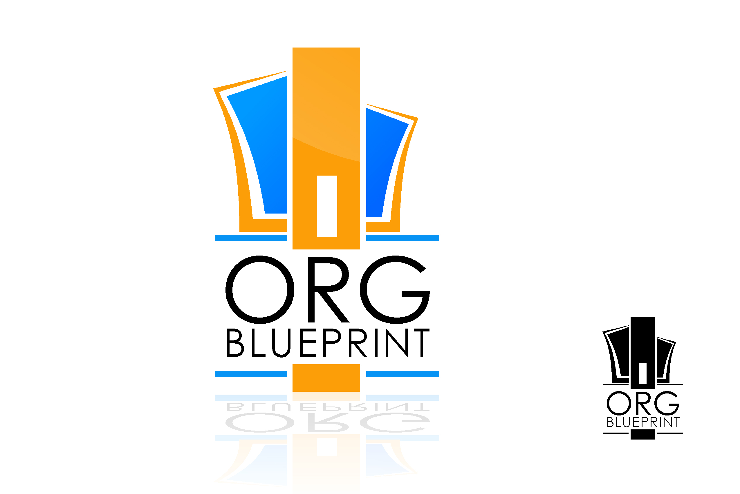 Logo design for org blueprint by perkins design studio design 15844 logo design by perkins design studio for logo design for a business architecture consultant design malvernweather Gallery