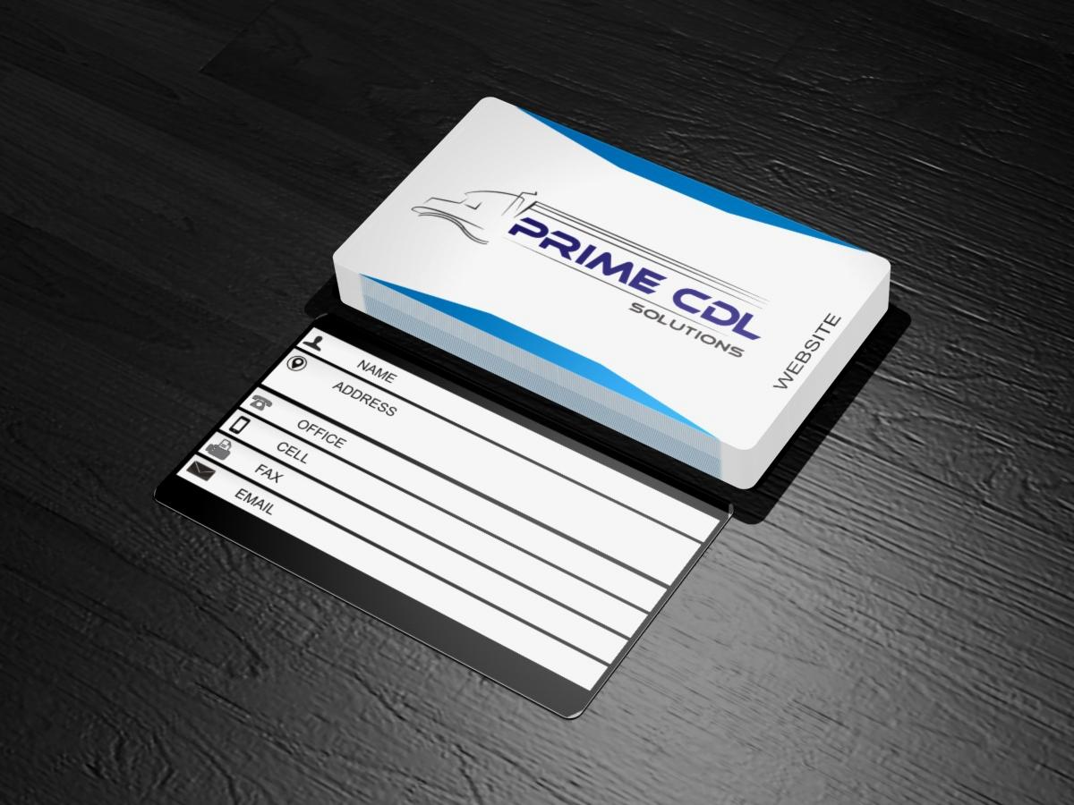Masculine, Bold Business Card Design for Matt Detmar by ...
