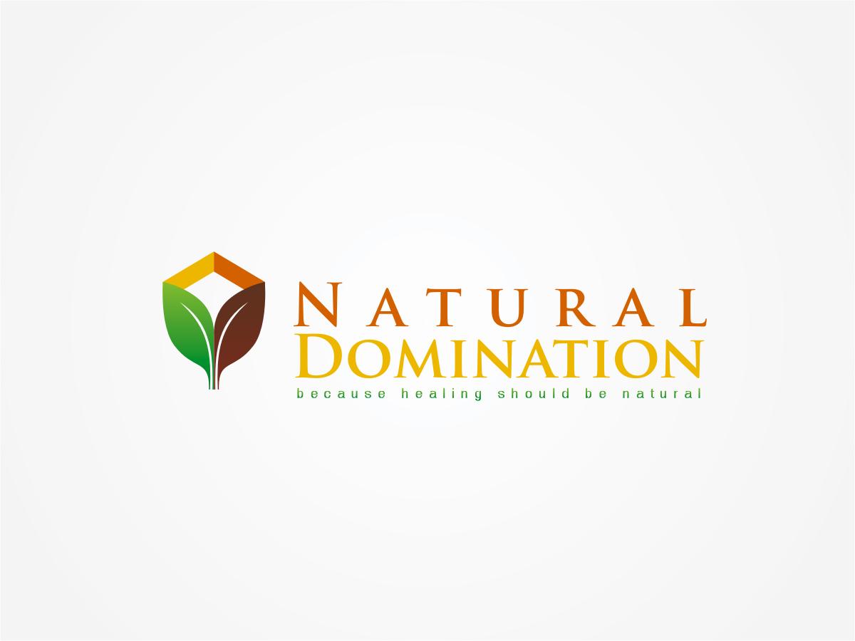 Modern elegant logo design for natural domination by r16 for International design company