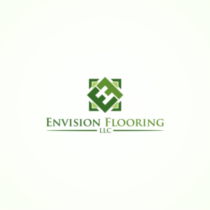 Modern Upmarket Logo design job Logo brief for Envision Flooring