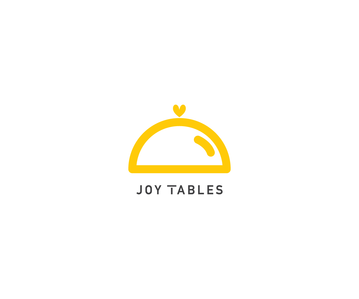 Economical, Serious, Restaurant Logo Design for JOY TABLES by the ...