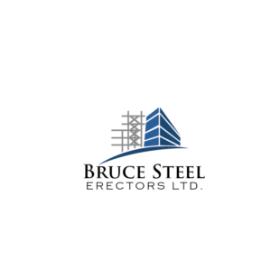 85 serious traditional structural steel logo designs for