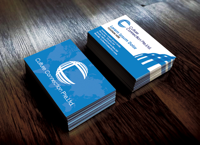 Upmarket, Serious, Education Business Card Design for a Company by ...