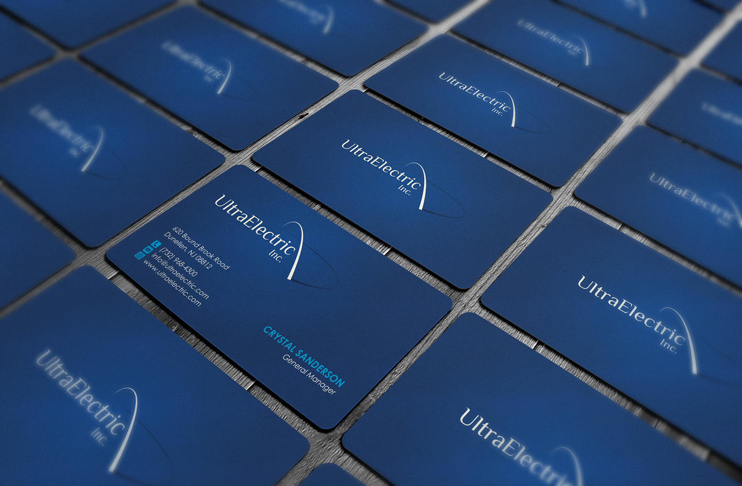 Modern Professional Business Card Design For Crystal Sanderson By Logodentity Design 9397421