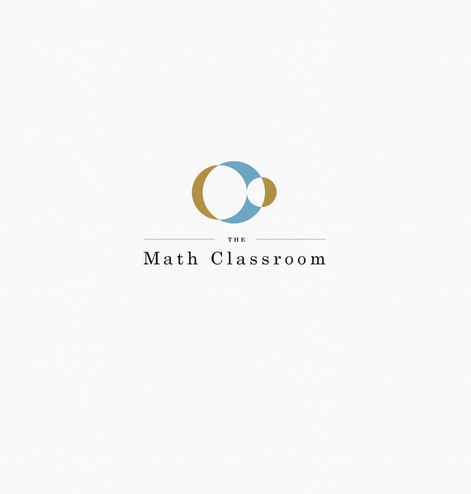 Classroom Logo Design : Modern upmarket education logo designs for the math