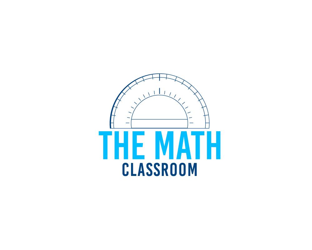 Classroom Logo Design : Modern upmarket education logo design for the math
