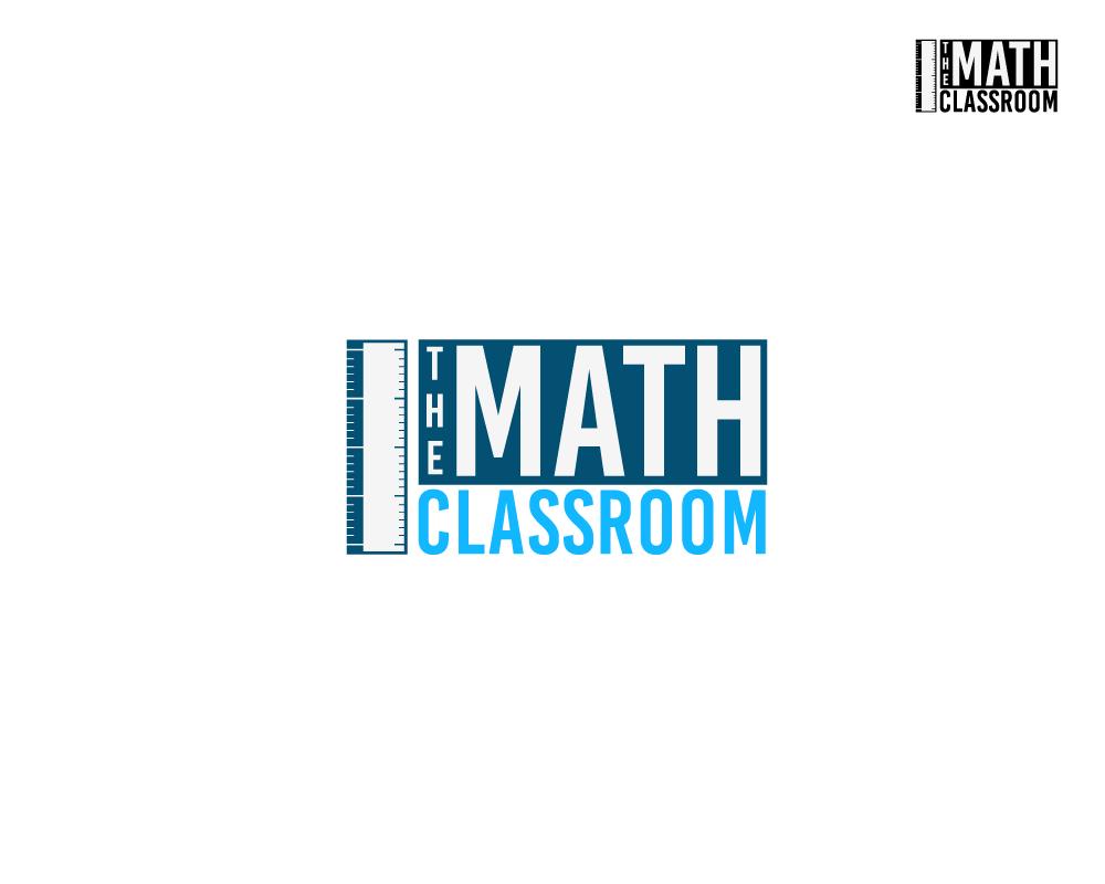 Classroom Logo Design ~ Modern upmarket education logo designs for the math