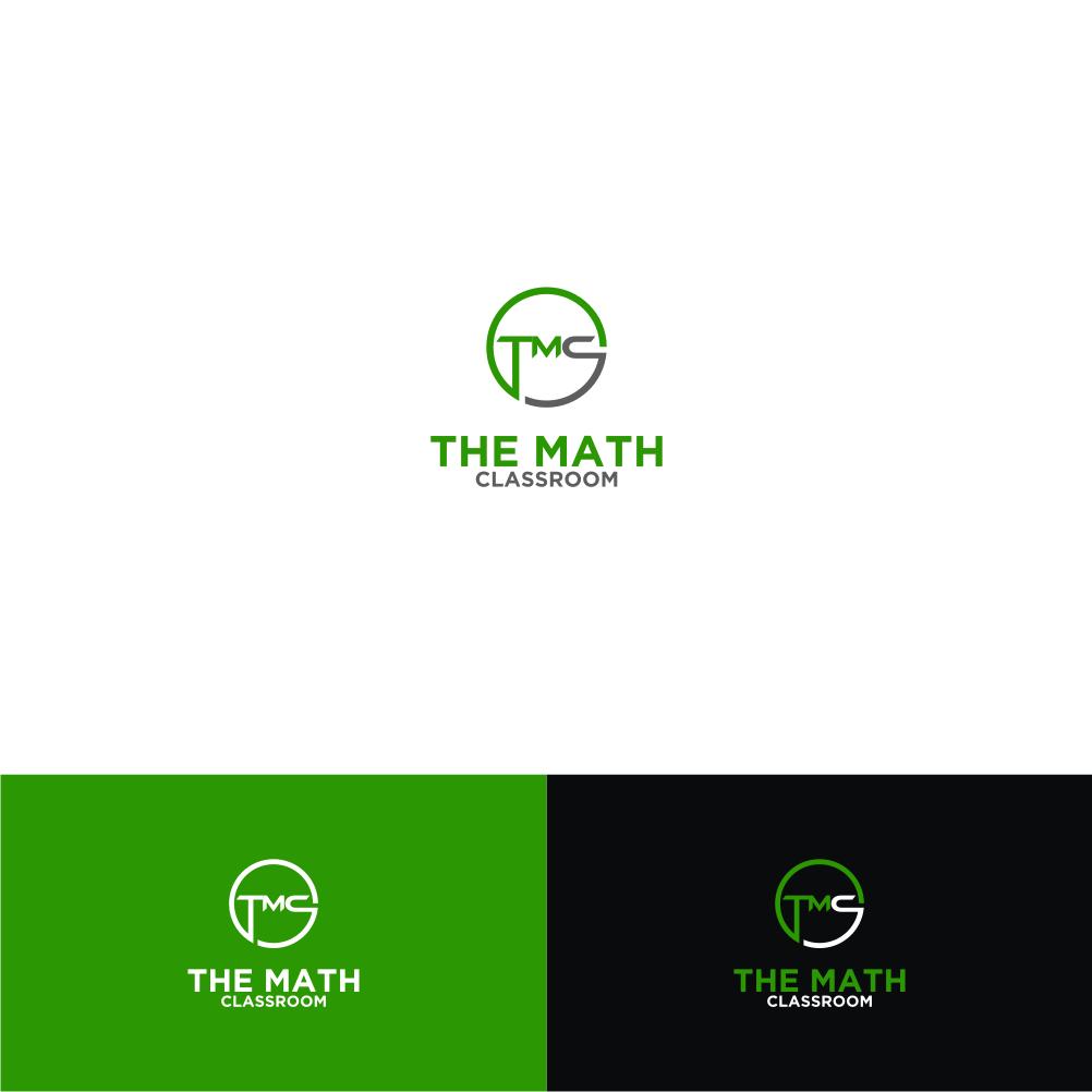 Classroom Logo Design ~ Moderno upmarket education diseño de logo for the math