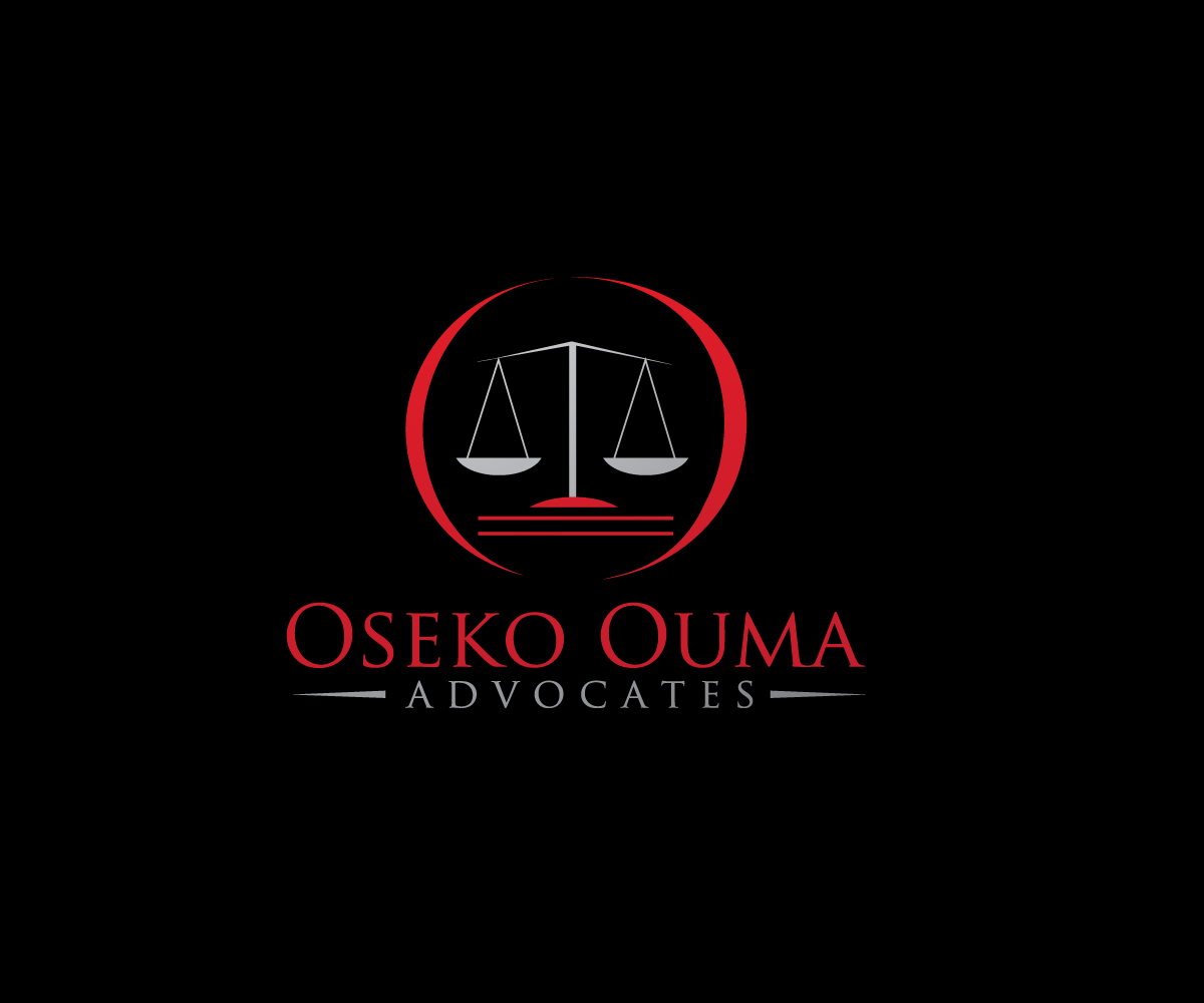 Modern professional legal logo design for oseko ouma for Logo creation wizard