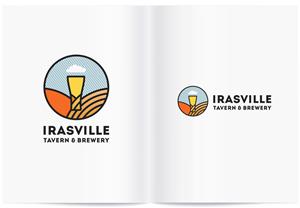 Graphic Design by Alex & Co. - Brew Pub Logo-Sign
